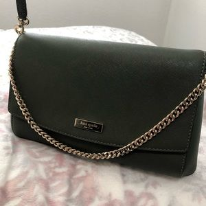 Kate Spade laurel way chain Crossbody Clutch
